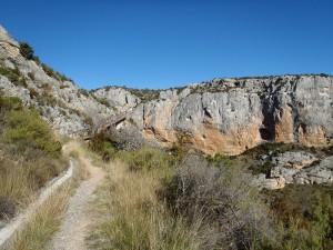 Route des dépeuplés, la Sierra de Guara plus solitaire