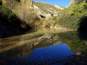 La Sierra de Guara, l'origine du Canyoning